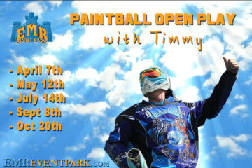 Paintball Open Play