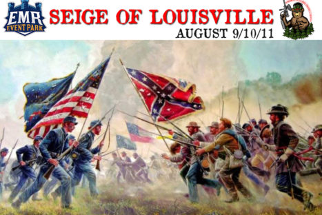 SIEGE OF LOUISVILLE