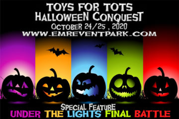 Toys For Tots Halloween Conquest 2020
