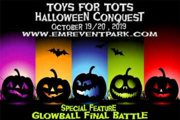 Toys For Tots Halloween Conquest 2019